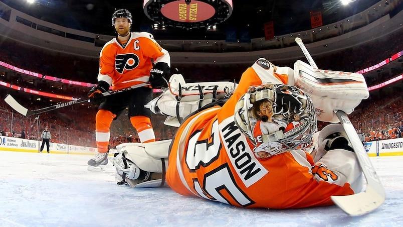 Washington Capitals v Philadelphia Flyers - Game Three