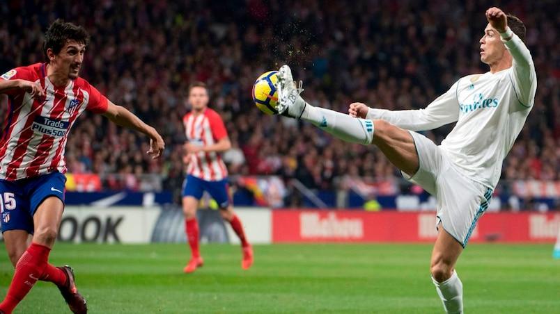 Atletico et Real se neutralisent, le Barça s'échappe