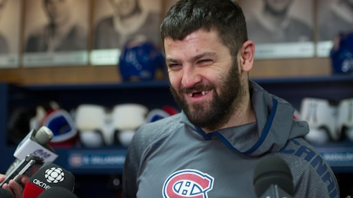 «Montréal est mon premier choix» - Alexander Radulov