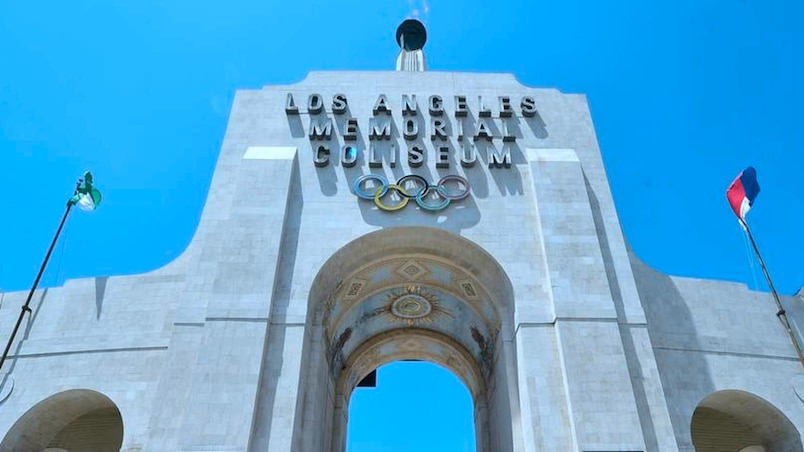 Jeux de 2028 : le conseil municipal de Los Angeles donne son accord