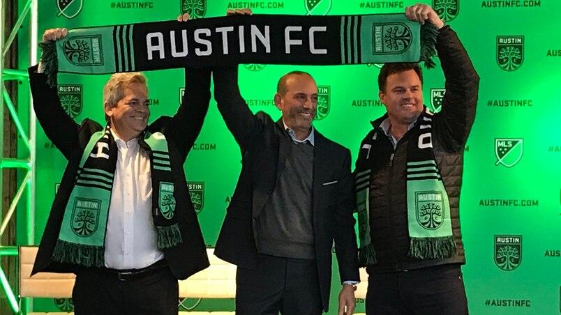 Austin rejoindra la MLS en 2021