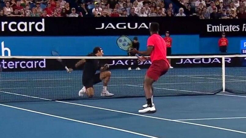 Coupe Hopman: Roger Federer atteint Frances Tiafoe... qui prend sa revanche