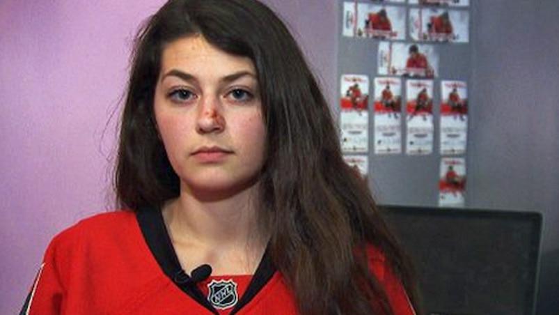 La femme agressée par des fans du Tricolore profitera d'une loge privée