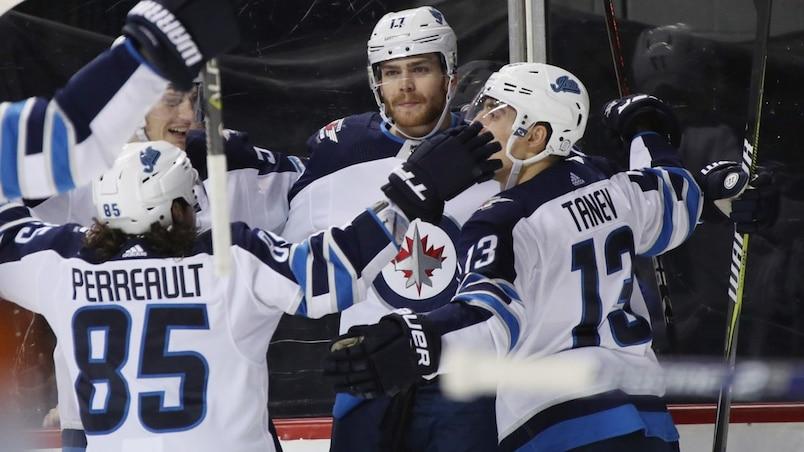 À TVA Sports: Flyers - Jets