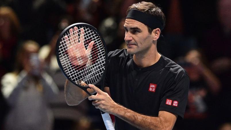 Roger Federer se relance