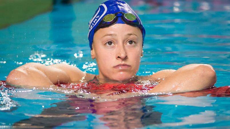 La nageuse Katerine Savard n'ira pas aux Jeux du Commonwealth