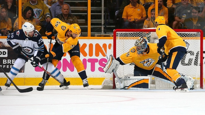 Winnipeg Jets v Nashville Predators - Game Seven
