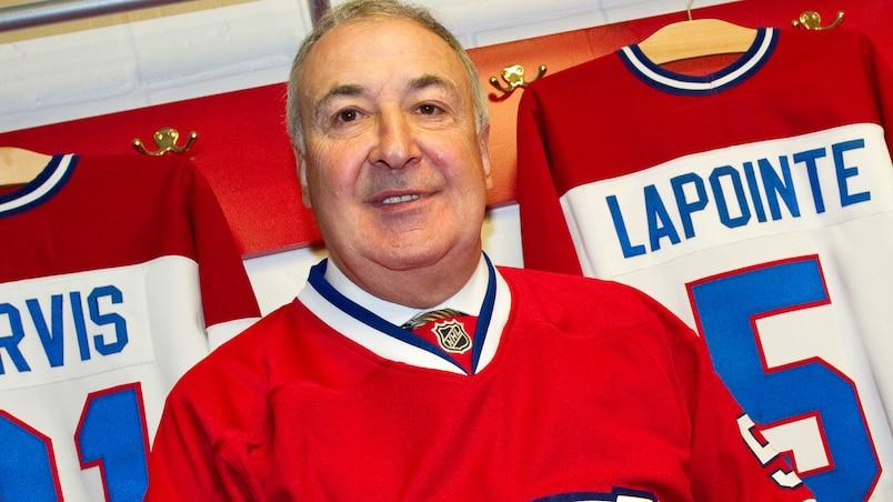 Lapointe rêve à une finale Wild-Canadien
