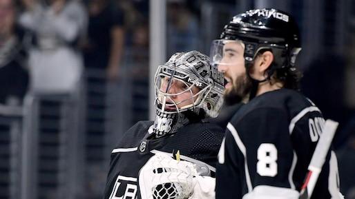 Philadelphia Flyers v Los Angeles Kings