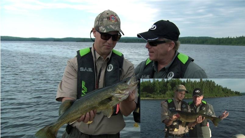 La pêche de fin d'été, le moment des gros dorés