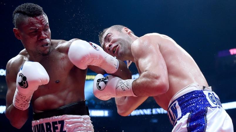 Bute-Alvarez: un «thriller» de 4 rounds et demi