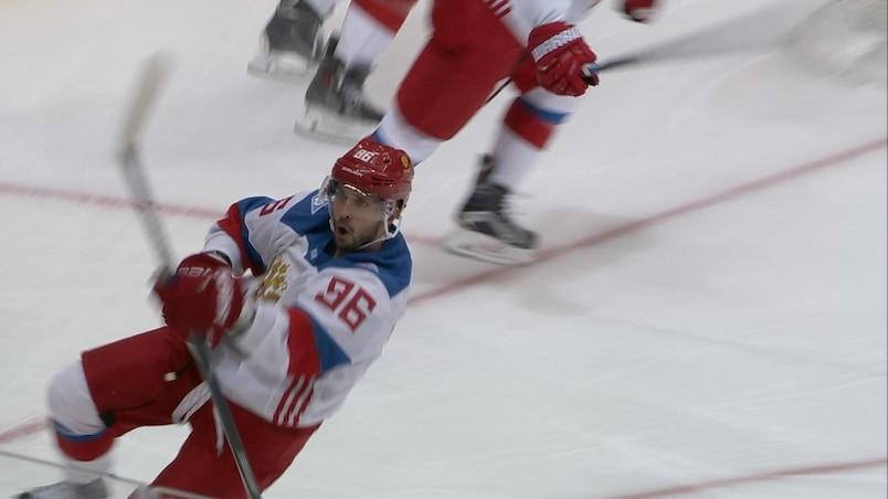 #CMH2016: les Russes, de retour dans le match