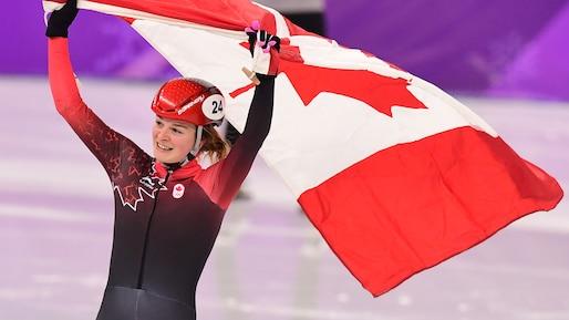 Olympiques: Kim Boutin portera le drapeau