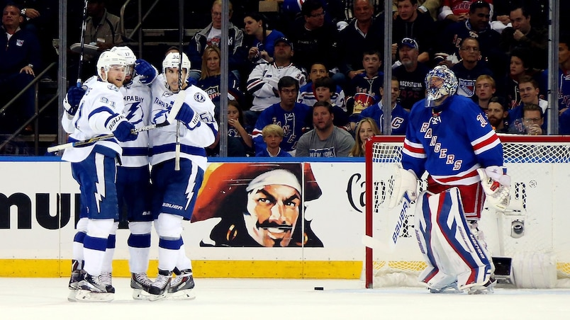Tampa Bay Lightning v New York Rangers - Game Five