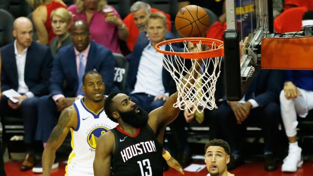Golden State Warriors v Houston Rockets - Game Two