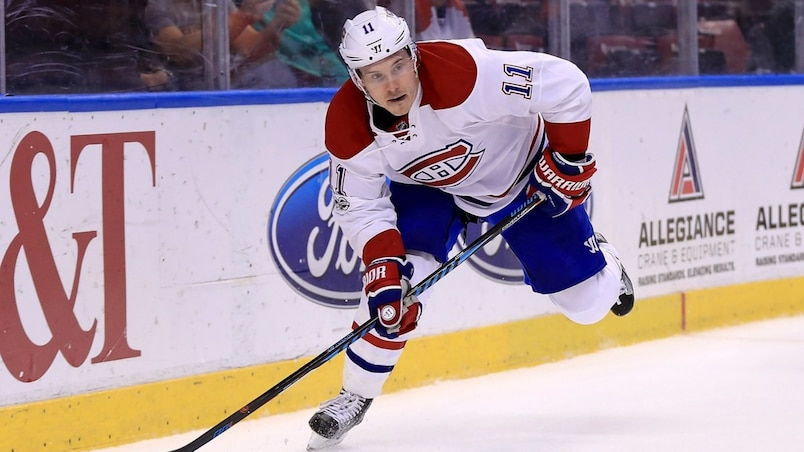Brendan Gallagher rebondira-t-il?
