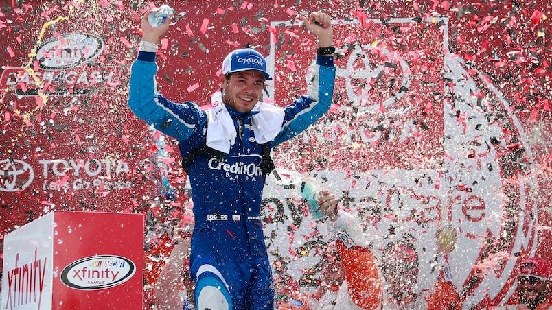 SPO-MOT-NAS-NASCAR-XFINITY-SERIES-TOYOTACARE-250