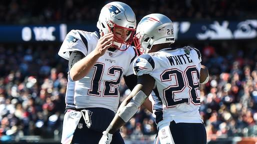 Malgré une défense poreuse, les Patriots gagnent encore