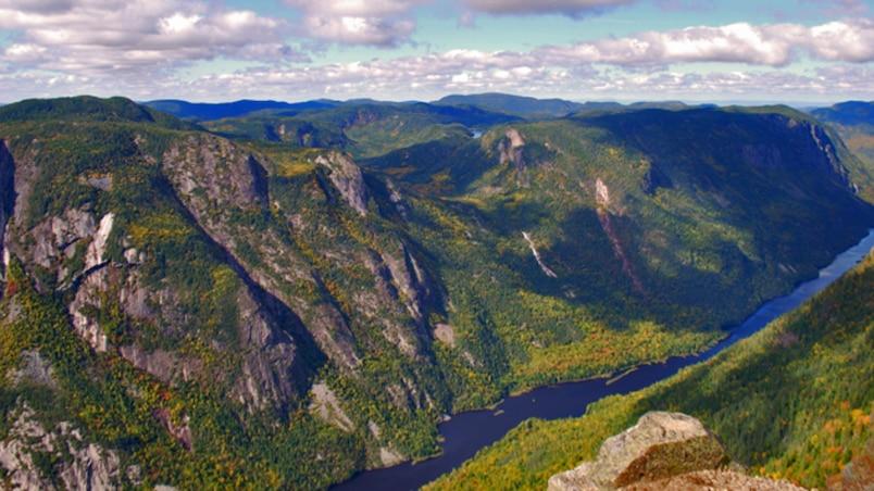 Parc national des Hautes-Gorges-de-la-Rivière-Malbaie : réouverture le 22 juin