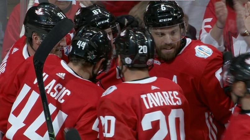 #CMH2016: Crosby profite d'une erreur coûteuse de Kulikov