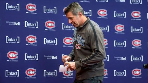 Marc Bergevin sur le point de décider du sort des Canadiens