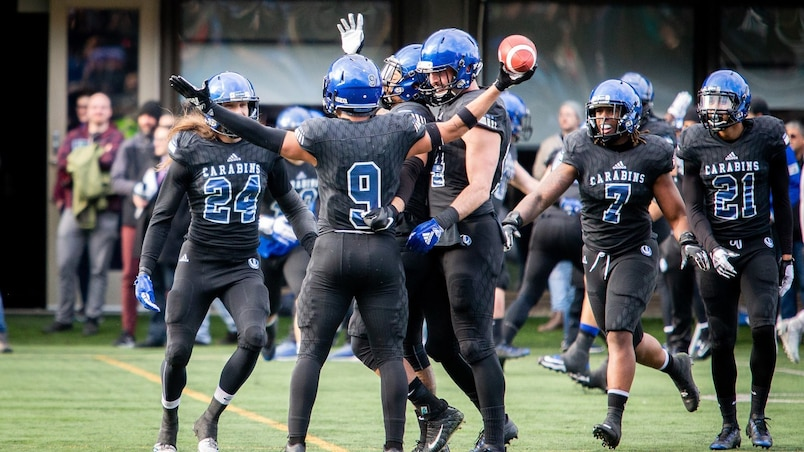MATCH-DES-CARABINS