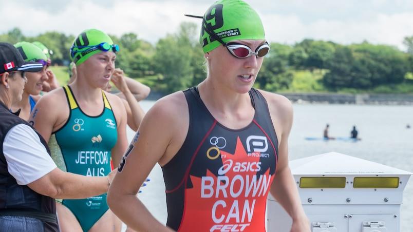 Joanna Brown prend le cinquième rang à Rotterdam