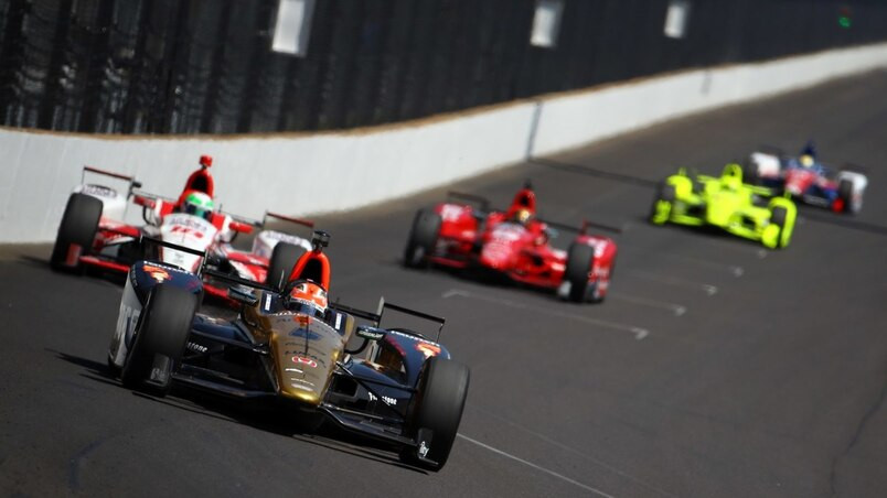 Indianapolis 500 - Carb Day