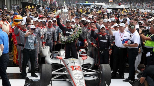 SPO-MOT-IRL-102ND-RUNNING-OF-THE-INDIANAPOLIS-500