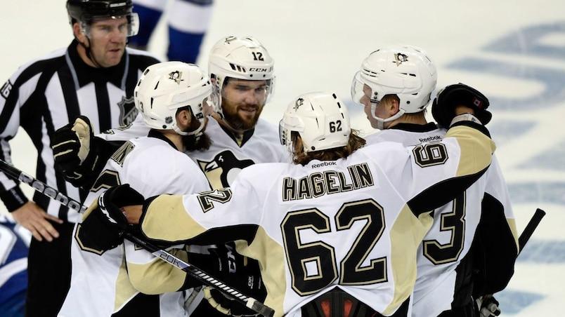 Les Penguins forcent la tenue d'un septième match