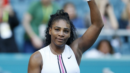 Serena Williams déclare forfait à Miami