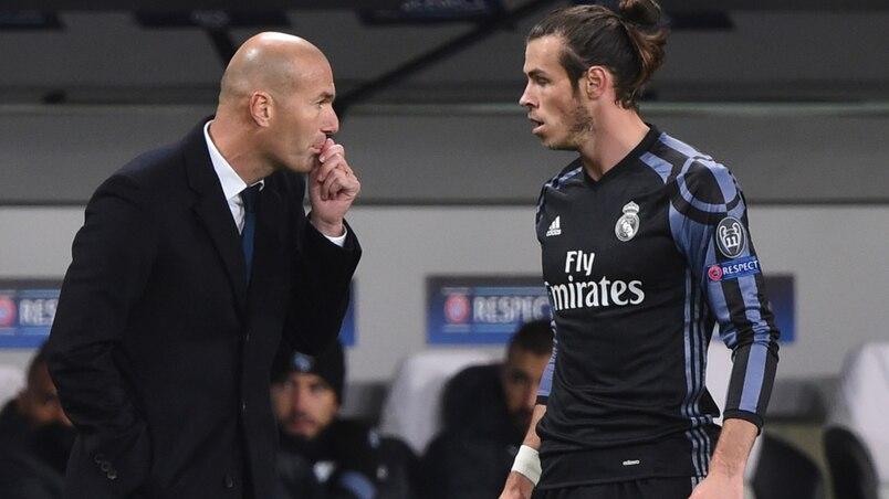 Zinédine Zidane change d'opinion sur Gareth Bale