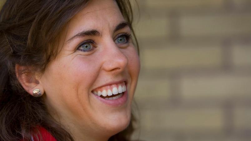 Un bon départ pour Melanie McCann au pentathlon moderne