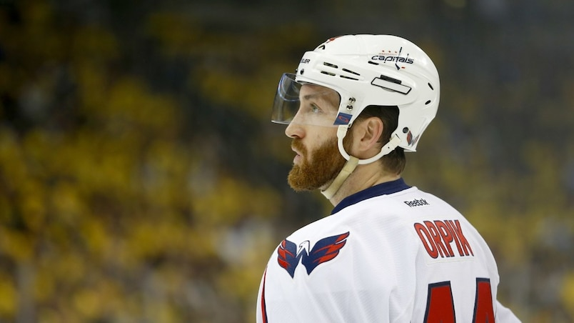 On n'aime plus Orpik à Pittsburgh!