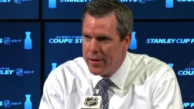 Penguins: Mike Sullivan s'y attendait