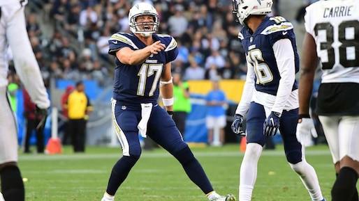 NFL: Philip Rivers et JuJu Smith-Schuster honorés