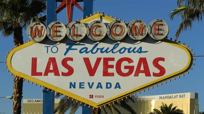 Las Vegas avant Vegas!