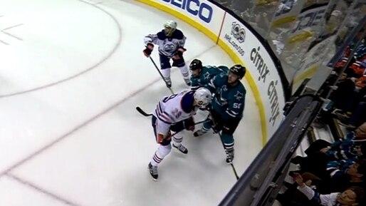Oilers: Leon Draisaitl mis à l'amende