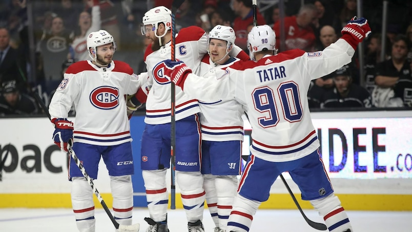 HKO-HKN-SPO-MONTREAL-CANADIENS-V-LOS-ANGELES-KINGS