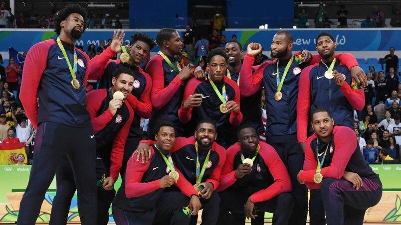Les États-Unis encore champions