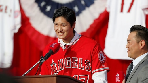 SPO-BBO-BBA-BBN-LOS-ANGELES-ANGELS-OF-ANAHEIM-INTRODUCE-SHOHEI-O