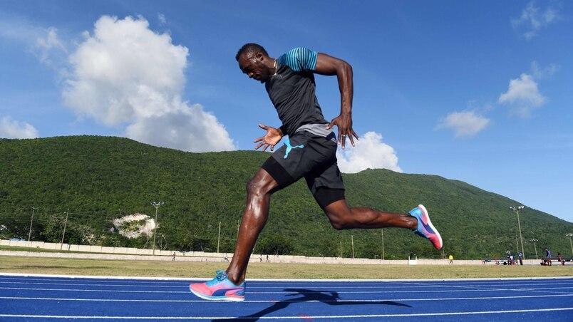 Usain Bolt: dernier tour d'honneur à Kingston