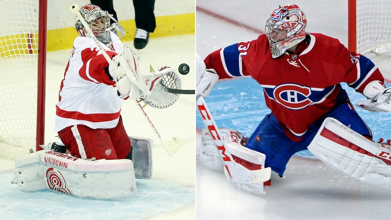 Devant le filet : Price contre Mrazek