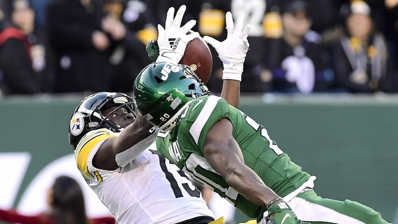 Pittsburgh Steelers v�New York Jets
