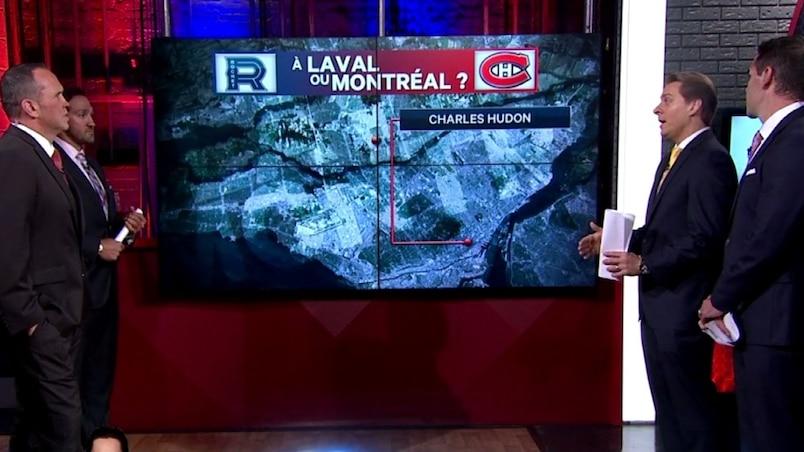 Montréal ou Laval pour ces joueurs des Canadiens?