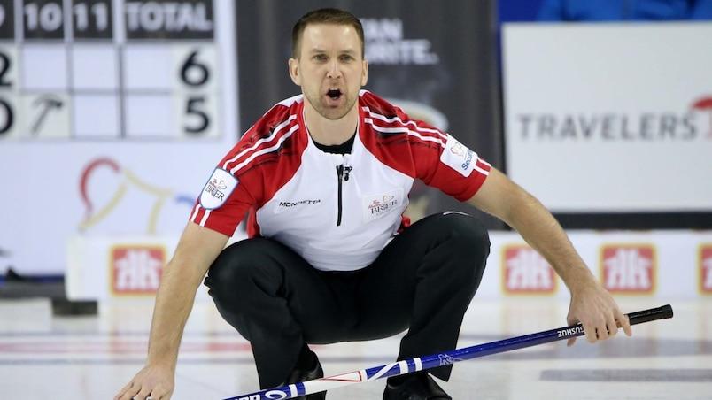 Une autre journée parfaite pour le Canada au curling