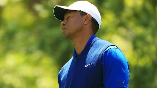 Des ennuis pour Tiger Woods