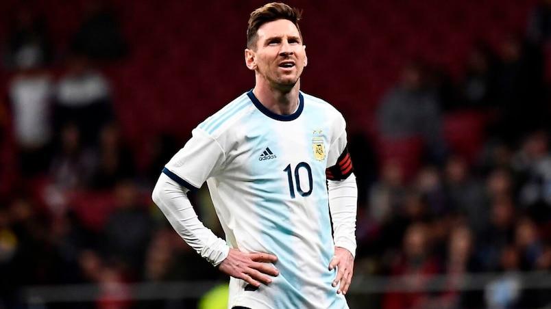 Présence incertaine pour Lionel Messi au prochain Mondial