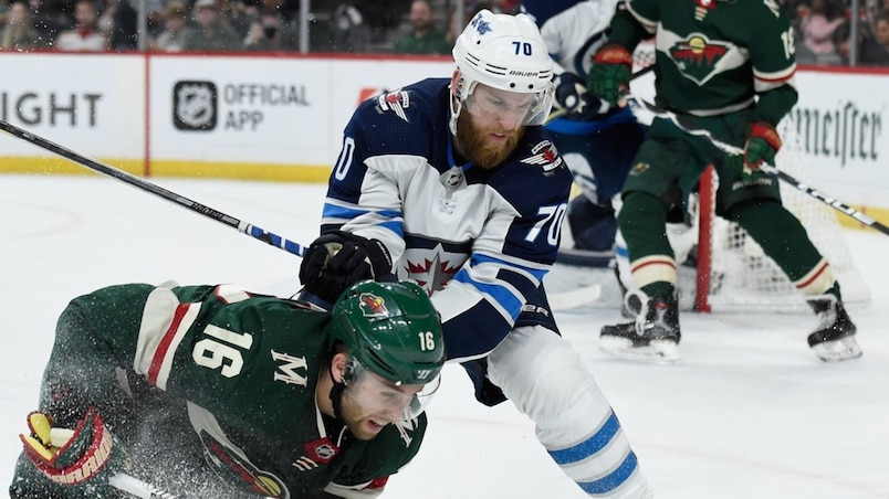 Winnipeg Jets v Minnesota Wild - Game Four