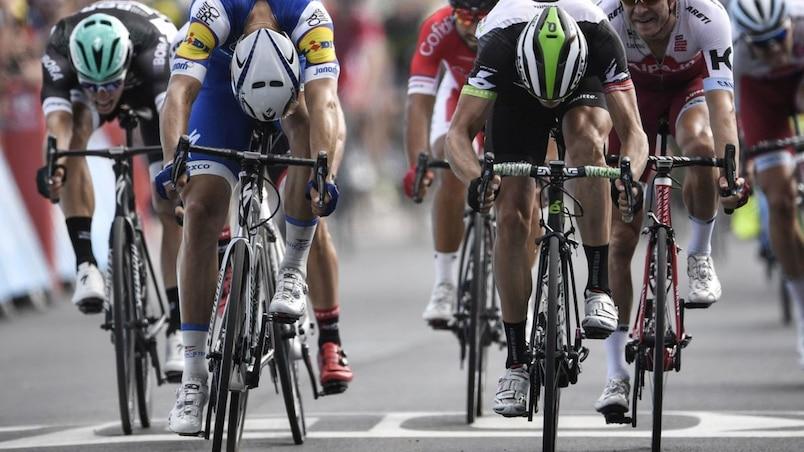 Tour de France: victoire de Marcel Kittel lors de la 7e étape